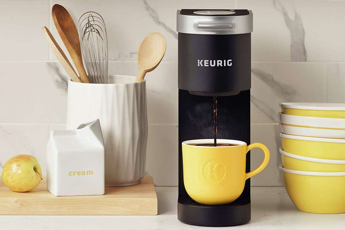 Get a Keurig K-Mini for $42.73 or a Keurig K-Mini with a 40-count of coffee pods for $59.99