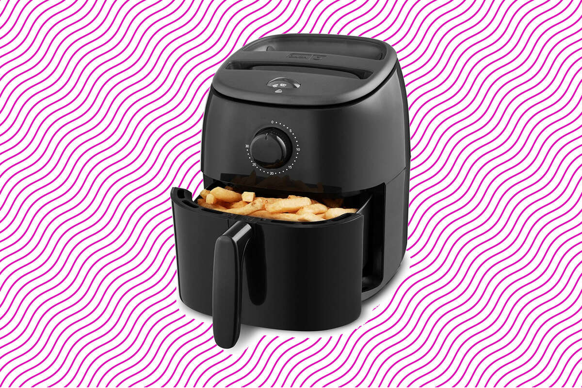 Dash Tasti Crisp Electric Air Fryer, $39.99 at Amazon