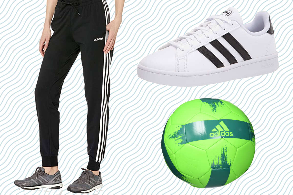 Save up to 40% on Adidas clothing, footwear, and accessories