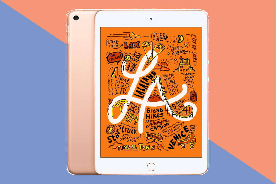 iPad mini, $50 off at Amazon Photo: Amazon/Hearst Newspapers
