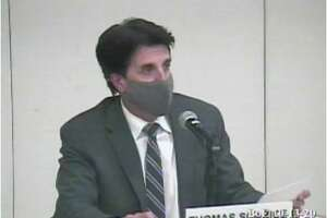 File photo of Westport Superintendent Thomas Scarice. Taken Oct. 13, 2020.