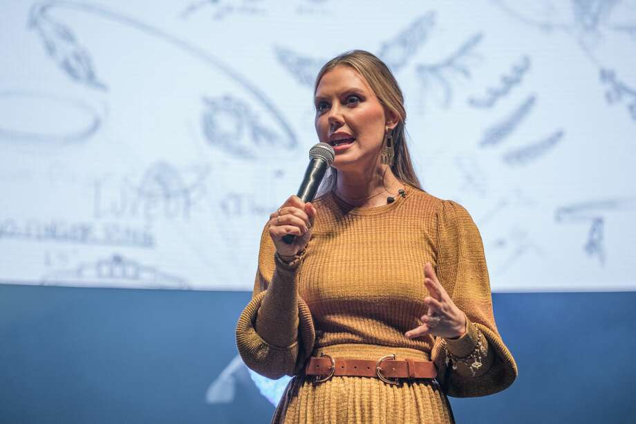 """CEO, designer and philanthropist Kendra Scott will be a guest shark this season on """"Shark Tank."""" Photo: Rick Kern/Getty Images For Kendra Scott / 2019 Getty Images"""