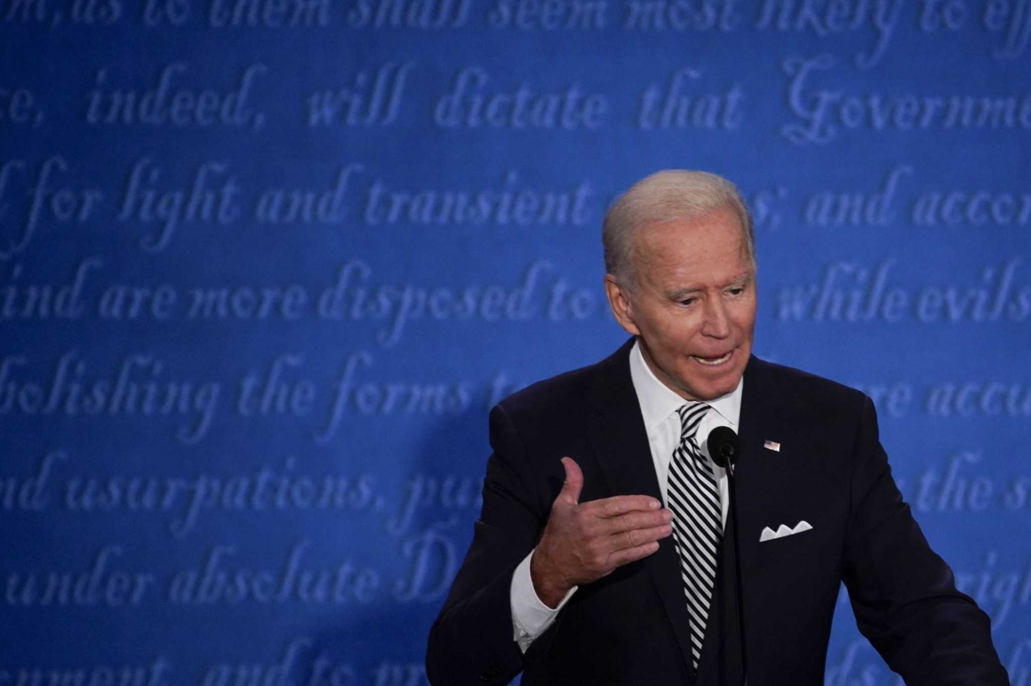 Biden tiptoes on 'court packing' to avoid eroding lead in polls
