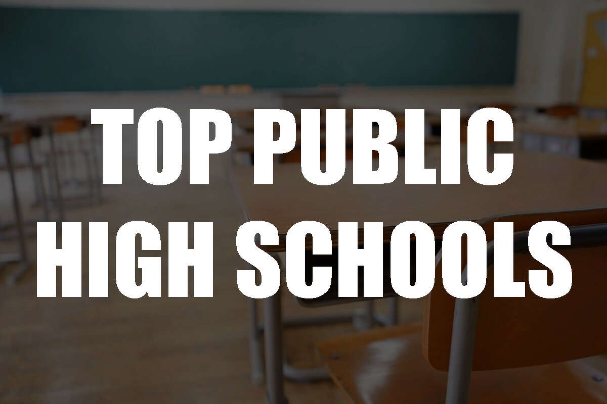 Scroll below to see the 25 best public high schools for 2021.
