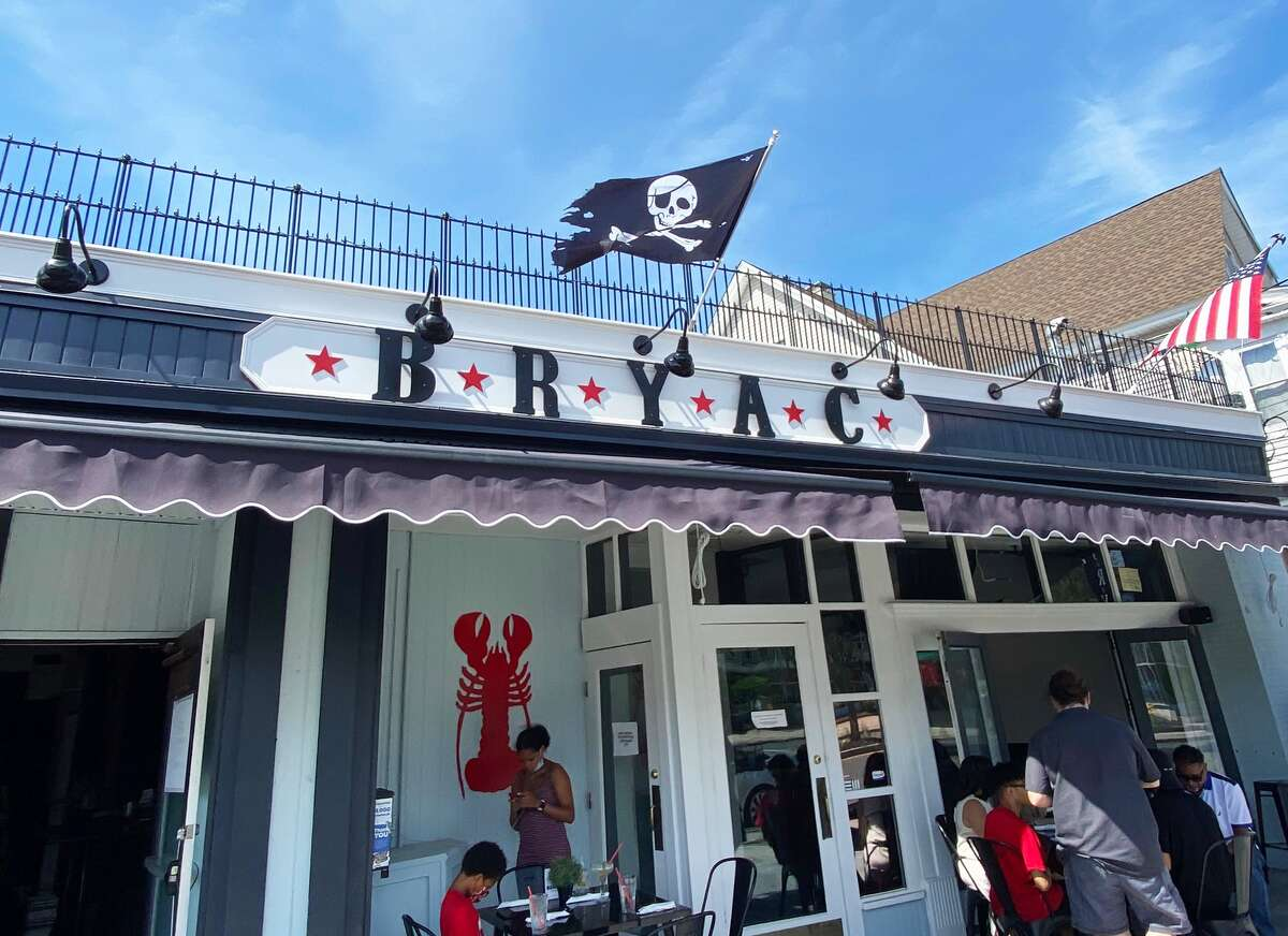 BRYAC in the Black Rock section of Bridgeport. Andre said BRYAC's New England clam chowder, lobster bisque and lobster rolls are the most popular items on the menu.