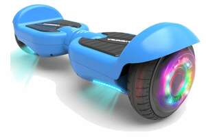 The  Hoverstar Hoverboard 6.5 is 60% off at Walmart.