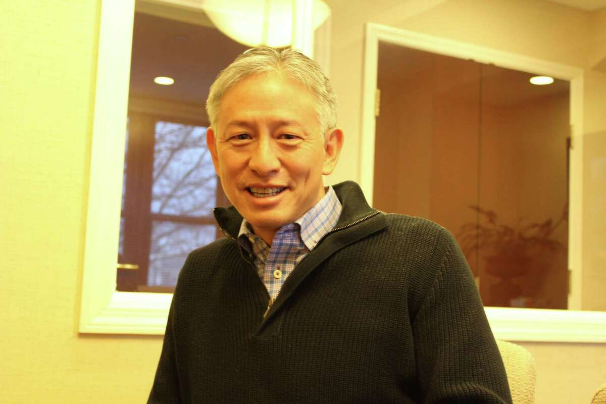 New Canaan Board of Finance member Michael Chen wants the Board of Education to show information about the cost of PPE's, (Personal Protective Equipment), to see if the district can get better prices on them.