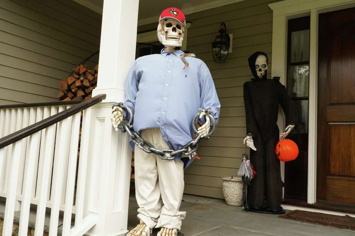 New Canaan: Currently not strongly discouraging trick-or-treating New Canaan is not too spooked enough by COVID-19 to cancel the ghoulish celebrations at this time and is relying on families to make their own decisions and follow Connecticut Department of Public Health Halloween guidance. If the coronavirus spread increases however, town officials may call off Halloween. Right now,