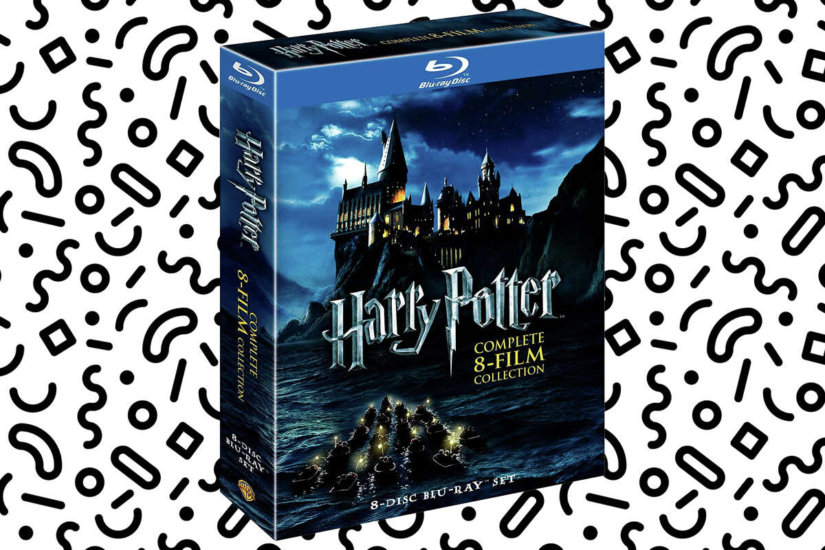 The Harry Potter 8-Film Collection is $27.49 at Amazon.