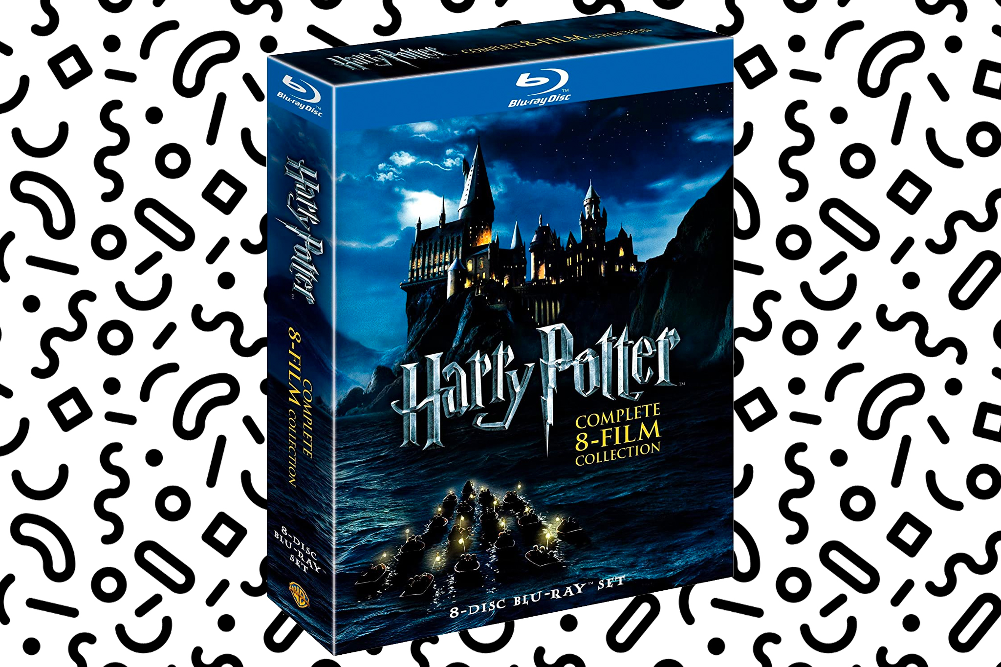 All 8 Harry Potter Movies On Blu Ray Are Under 30 Adam ranks all of the harry potter movies from worst to best, evaluating each adaptation as a film it's been 13 years since the last book was released, nine years since the last movie hit theaters, and. all 8 harry potter movies on blu ray are under 30