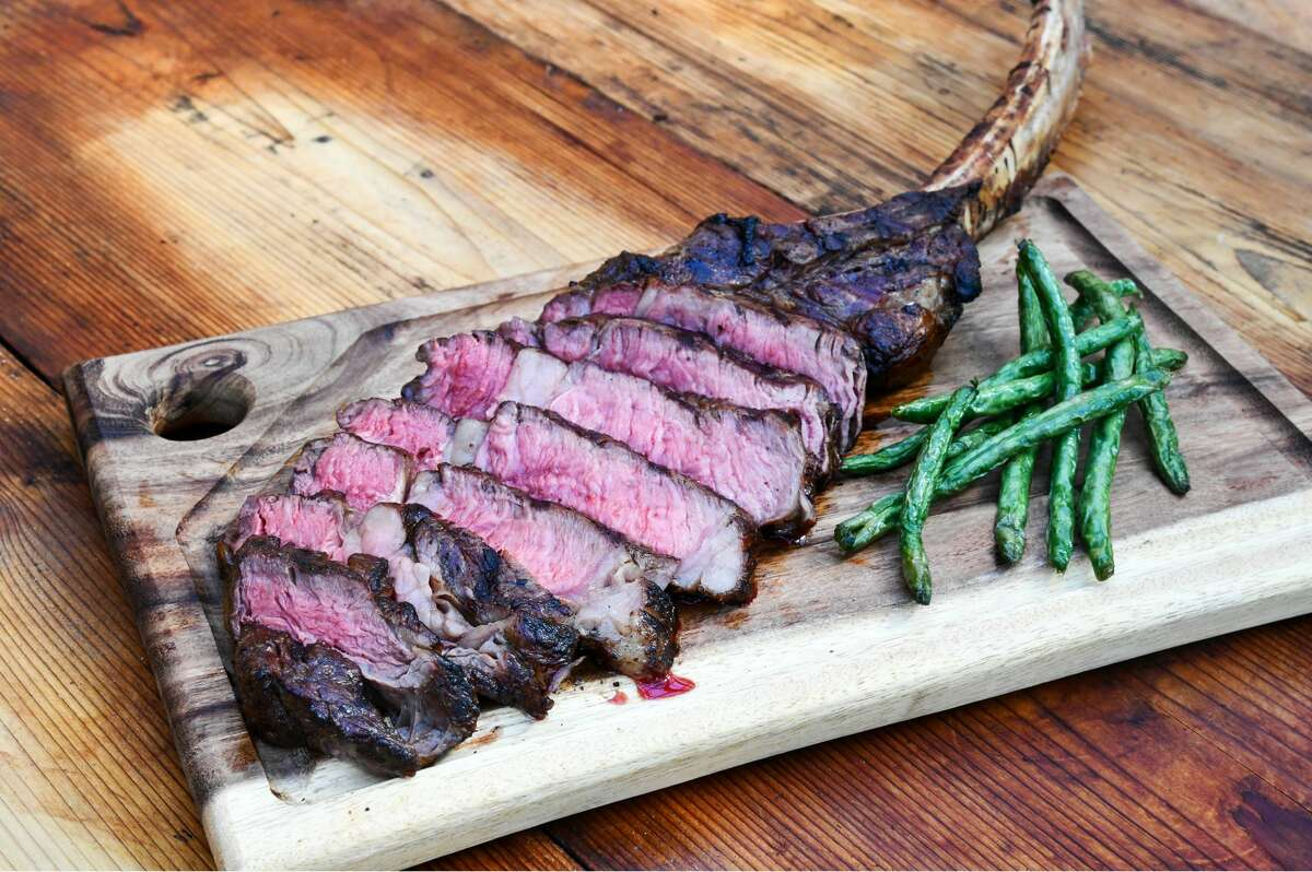Expect top-notch cuts of beef sourced from small-scale ranches and farms, along with fresh-caught seafood from the Gulf.