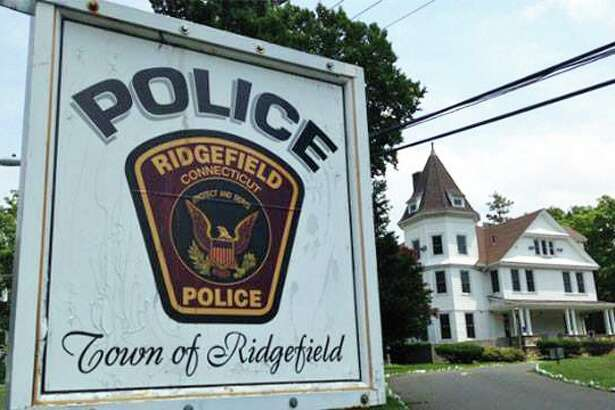 Ridgefield police are investigating a Monday afternoon shoplifting at a local liquor store involving a vehicle later used in an armed robbery in New Haven County.