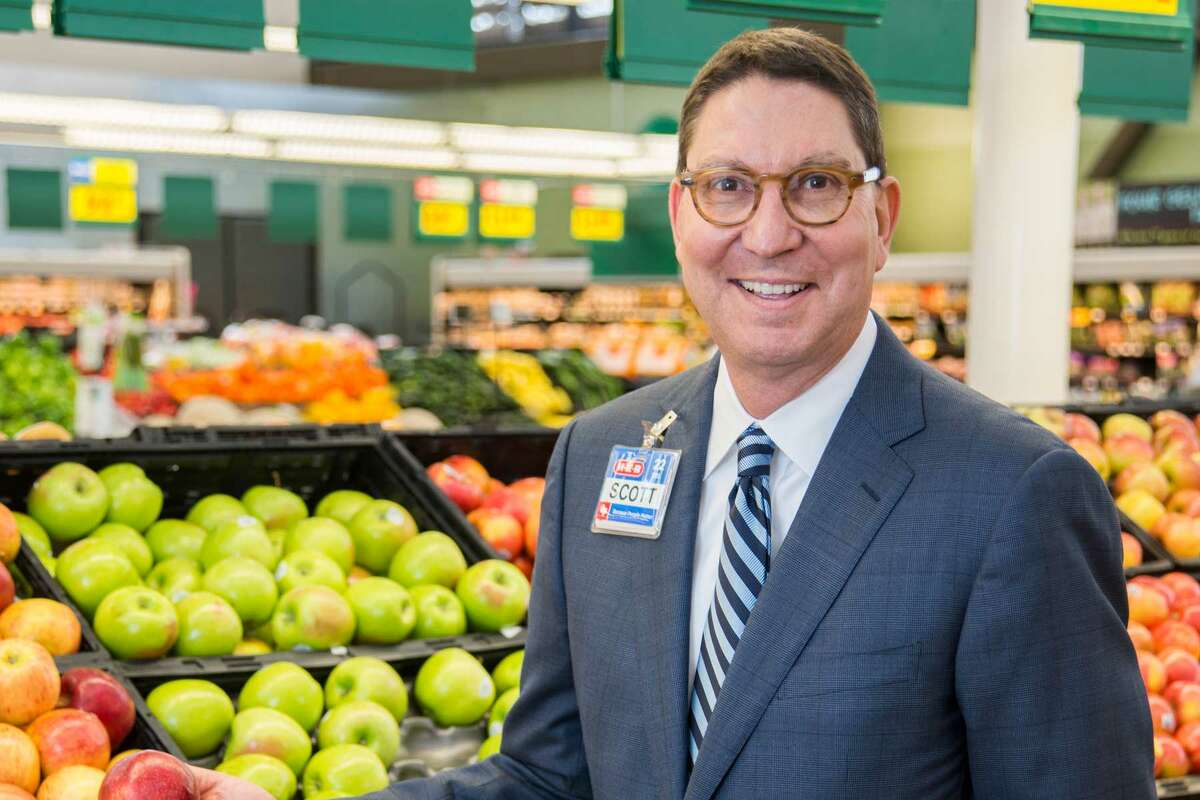 Scott McClelland, president of H-E-B's Houston division and a graduate of USC Marshall's Food Industry Management program.