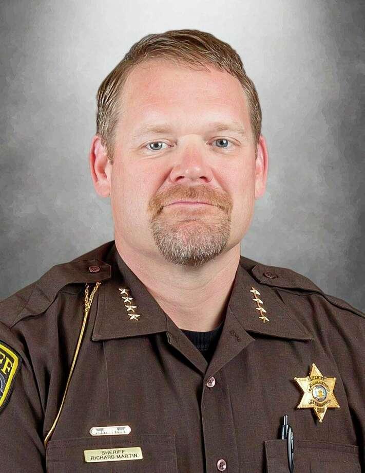Lake County Sheriff Richard Martin