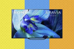 The  Sony XBR-65A8G 65 Inch Bravia OLED TV is marked down by $500 off its previous low price as a Prime Day Lightning Deal.