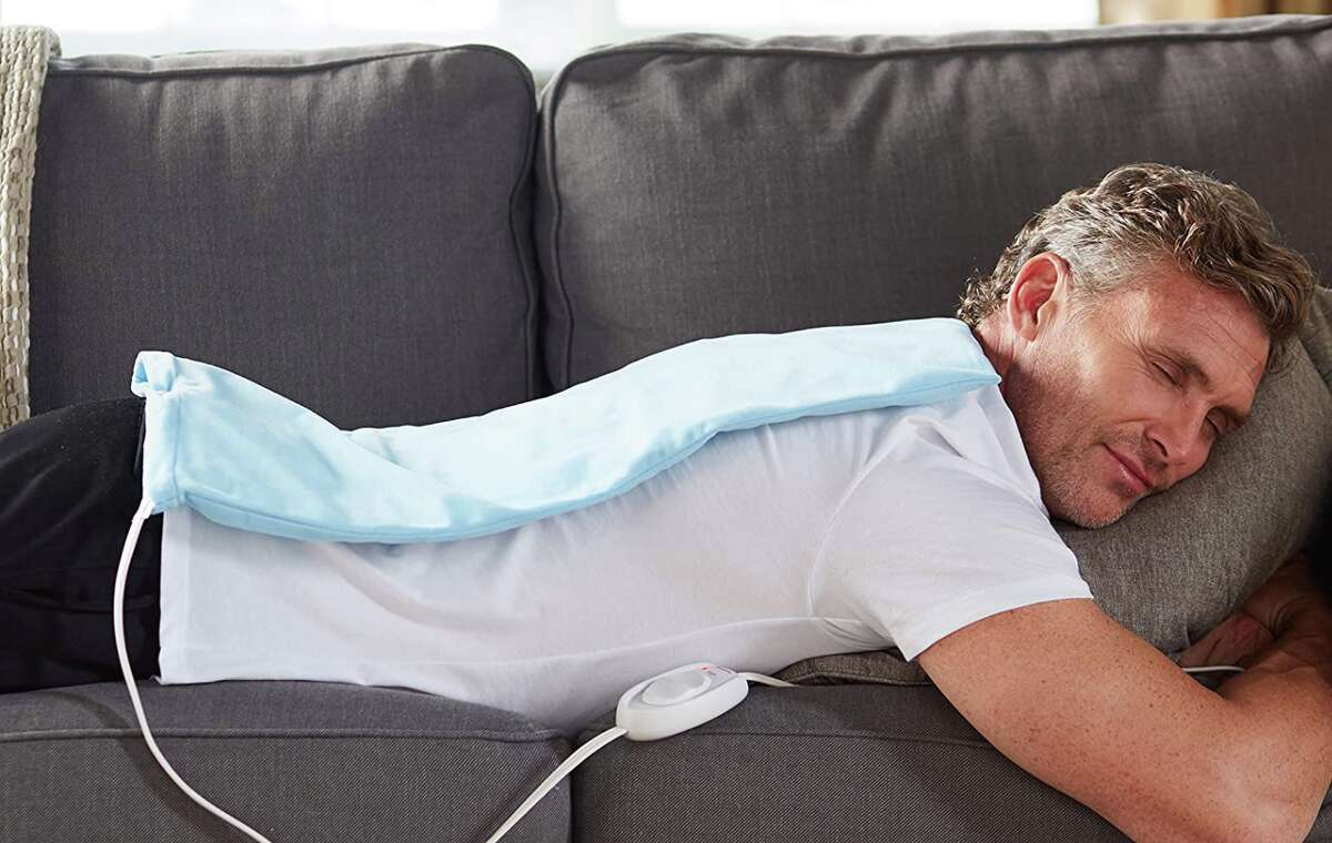 Sunbeam XL Heating Pad for Pain Relief, $13.83 when you clip the 20% off coupon