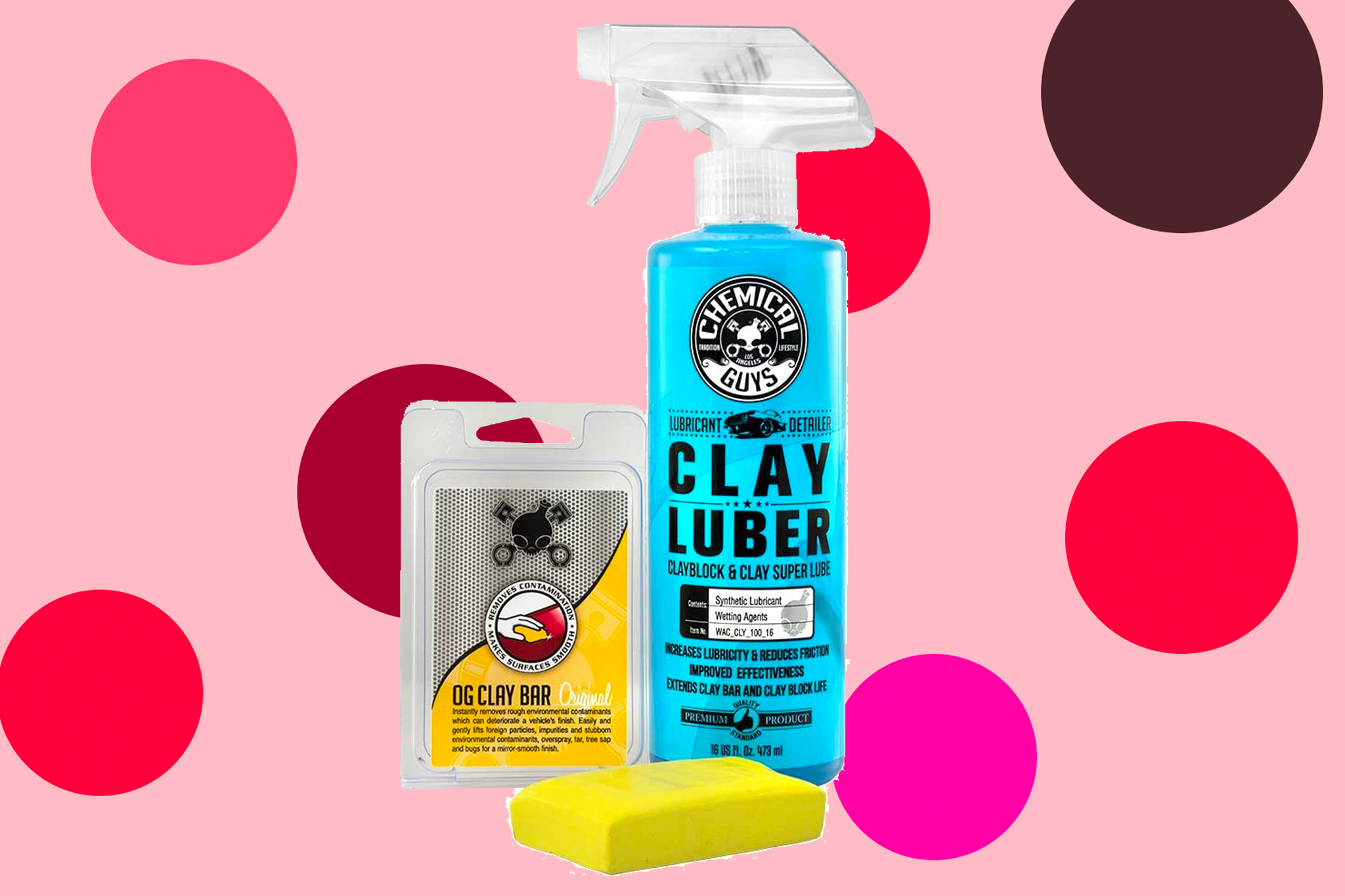 Chemical Guys car cleaning supplies are discounted for Prime Day