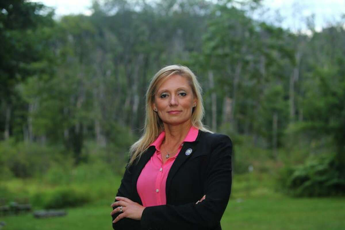 State Rep. Michelle Cook, D-Torrington, is running for her seventh term in office.