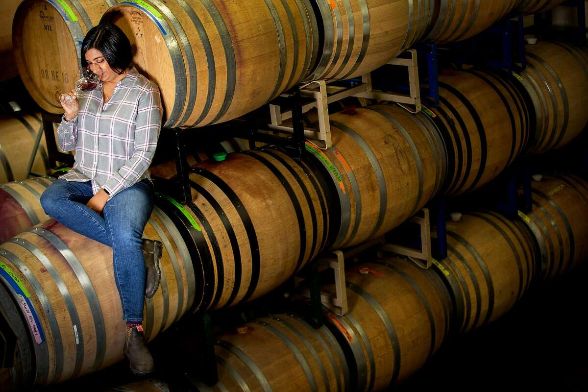 """""""I'm only going to put out wines that I'm proud of,"""" said winemaker Shalini Sekhar."""