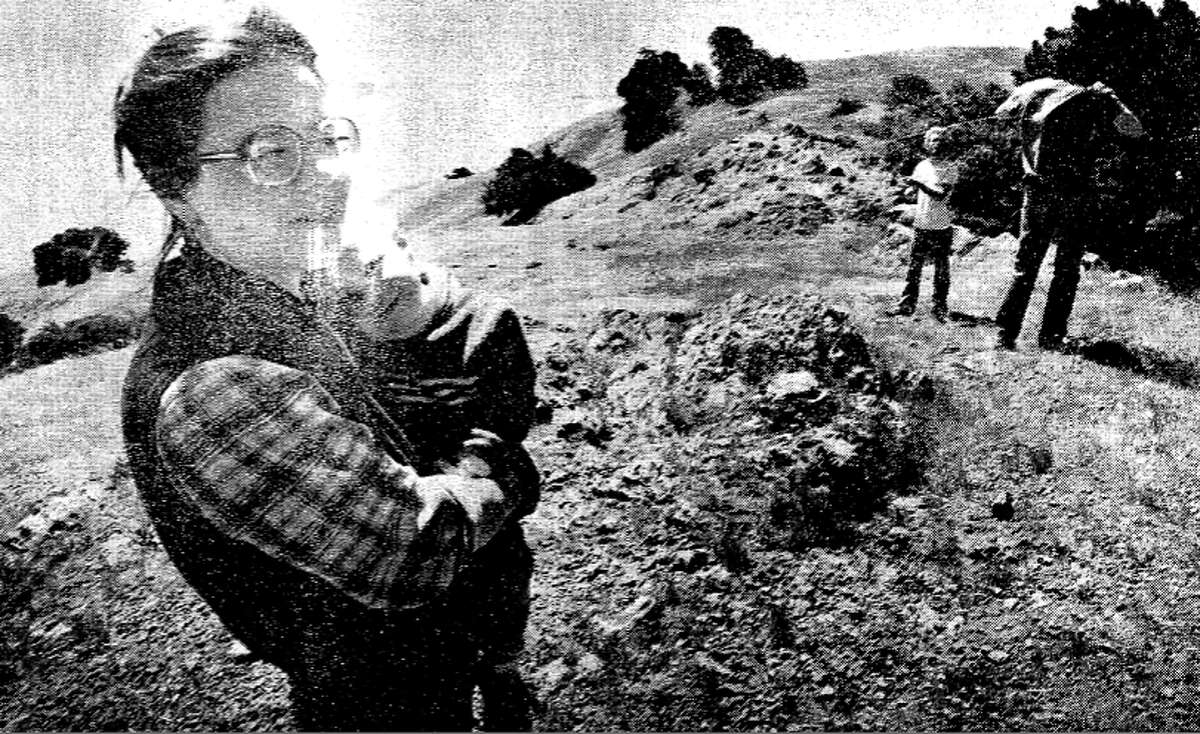 Amy Martin and her family return to Mount Tamalpais on May 16, 1981, a day after David Joseph Carpenter was arrested as the suspected Trailside Killer.