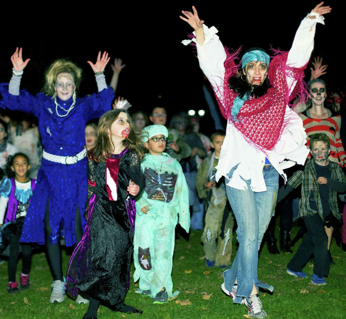 Several Halloween activities are planned for residents of New Milford.