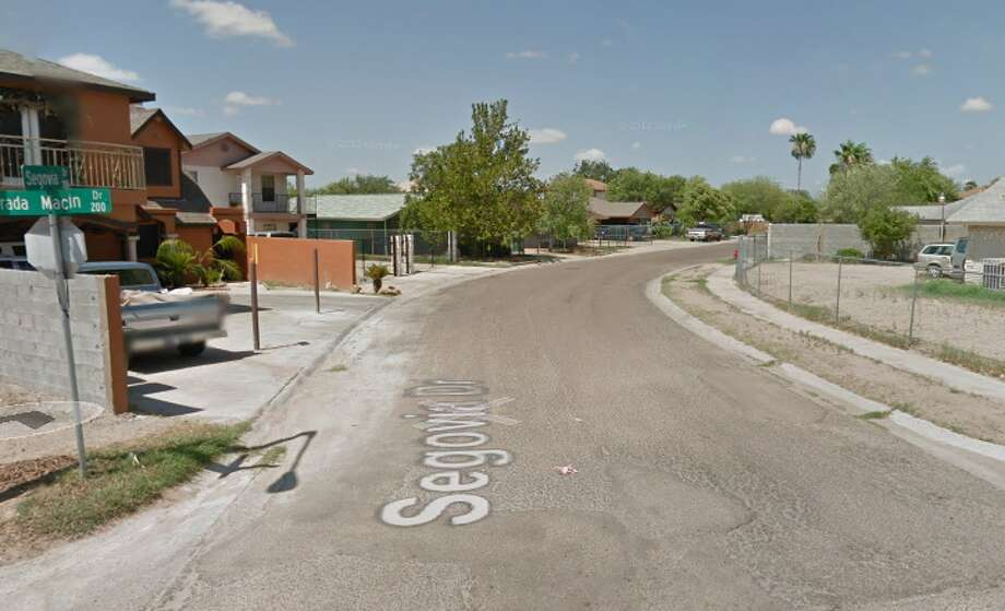 Laredo Fire Department crews responded to an assault report at about 5 p.m. Wednesday in the 300 block of Segovia Drive Photo: Google Maps/Street View