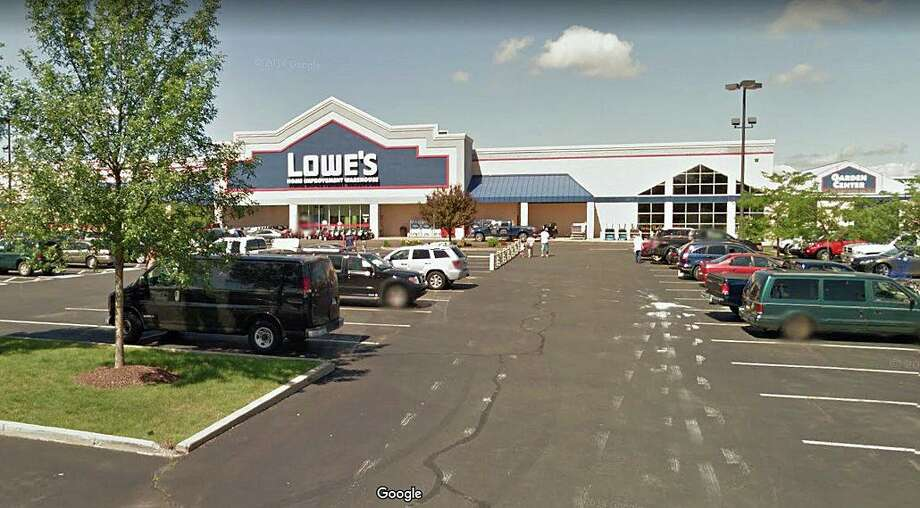Police say a 49-year-old Hartford man used a U-Haul truck in South Windsor to steal more than $1,200 INmerchandise from Lowe's late Wednesday night on Oct. 14, 2020. According to Lowe's loss prevention personnel, John W. Stell was observed stealing the merchandise and then seen fleeing in a U-Haul box truck. Photo: Goog;e Street View Image