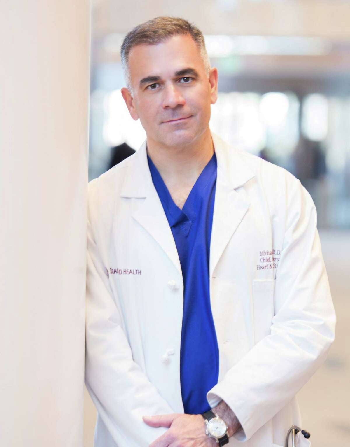 Dr. Michael Coady, a pianist who is also chief of cardiac surgery and co-director of the Heart and Vascular Institute at Stamford Health, will be among the performers in