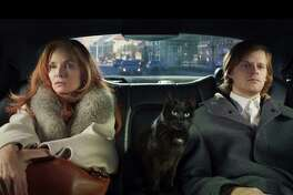 """Michelle Pfeiffer and Lucas Hedges star in """"French Exit."""""""