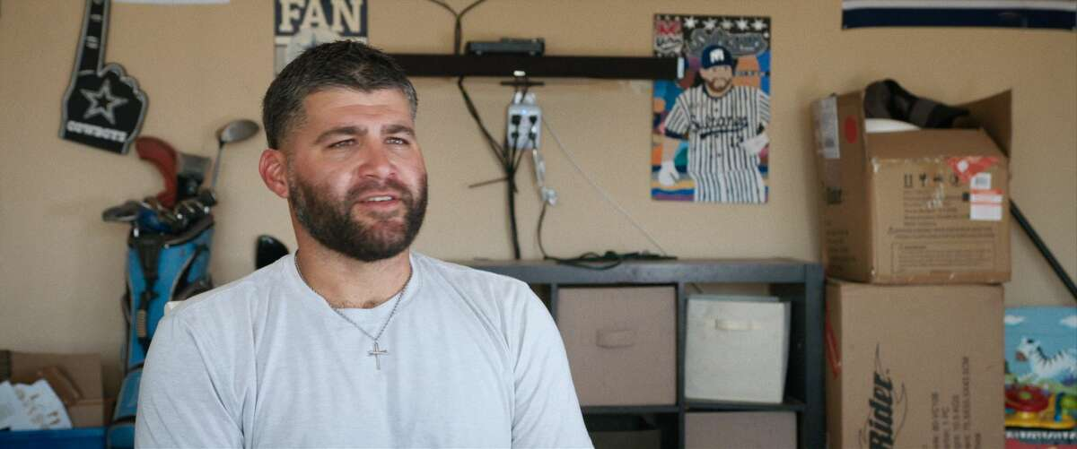 Luis Flores, a veteran catcher who played at the University of Houston and spent time in the Astros system, plays a key part in Showtime's documentary