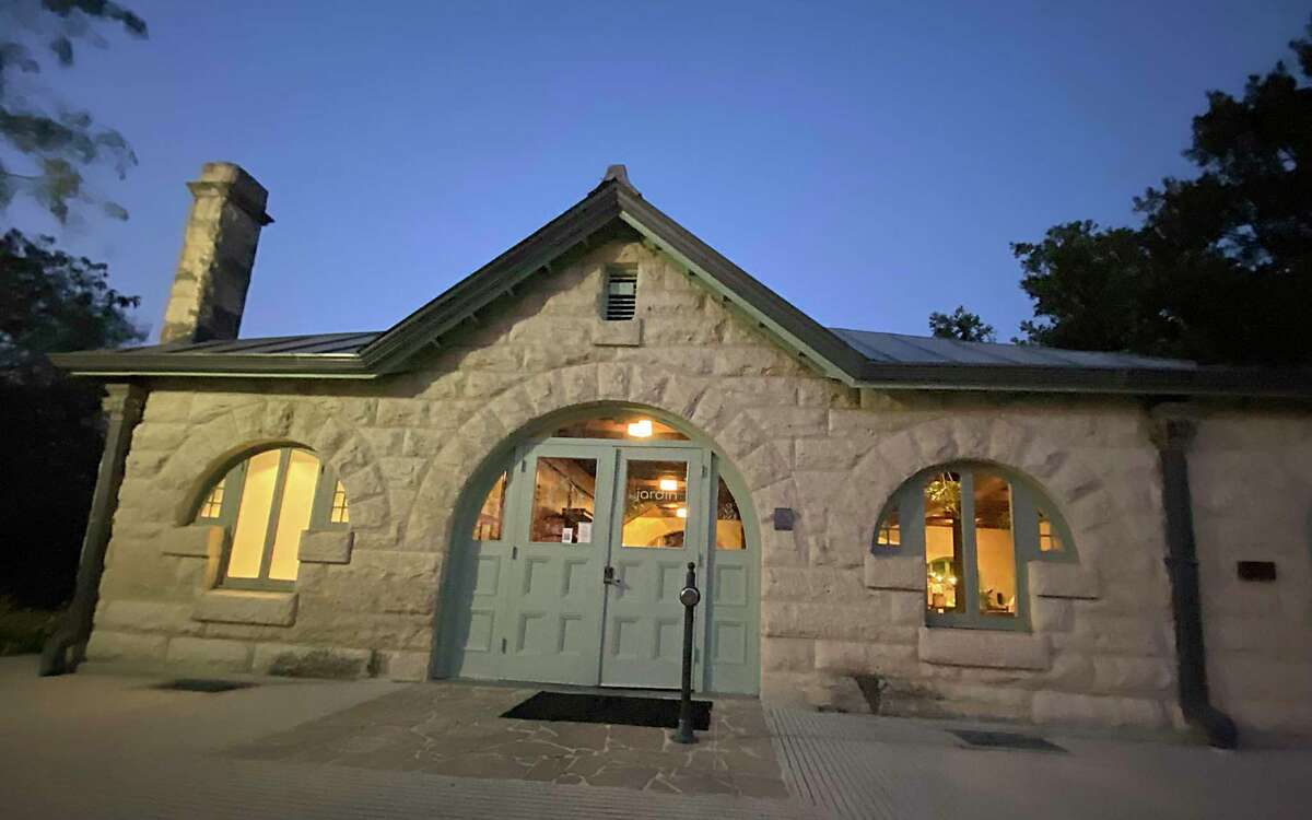 Jardín is the new restaurant from chef Jason Dady at the San Antonio Botanical Garden.