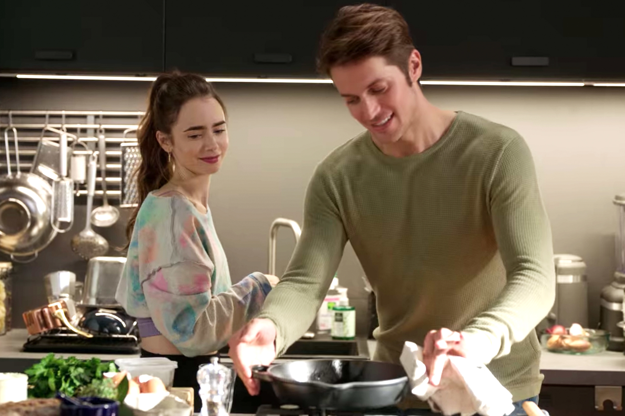 Netflix's 'Emily in Paris' perpetuates harmful stereotypes about cast iron skillets