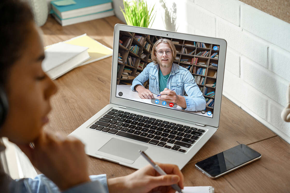 A new study from NBC News and the nonprofit Challenge Success says that students learning remotely are more stressed than their peers.
