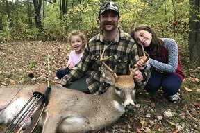 Bryan Miller, Wellston, MI, Oct. 6