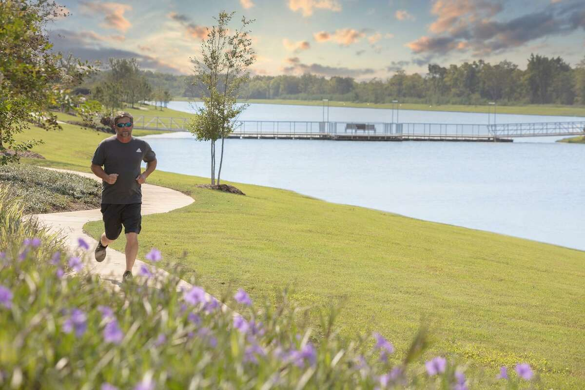 Meridiana residents enjoy more than 20 miles of trails and other vast open spaces.