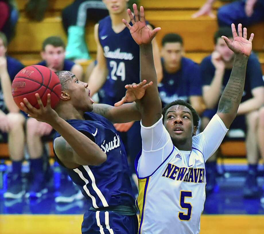 New Haven and Southern Connecticut will face each other three times this season. The NE-10 will play a conference only schedule beginning in January. Photo: Hearst Connecticut Media /File Photo / New Haven RegisterThe Middletown Press