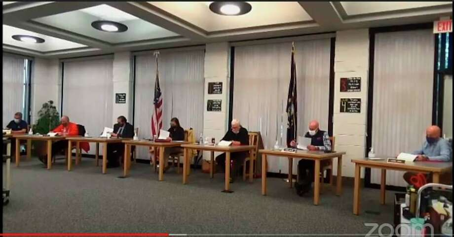 The Big Rapids Public Schools Board of Education met Monday. During the meeting, the board of education approved an extended COVID-19 response plan. (Courtesy photo)