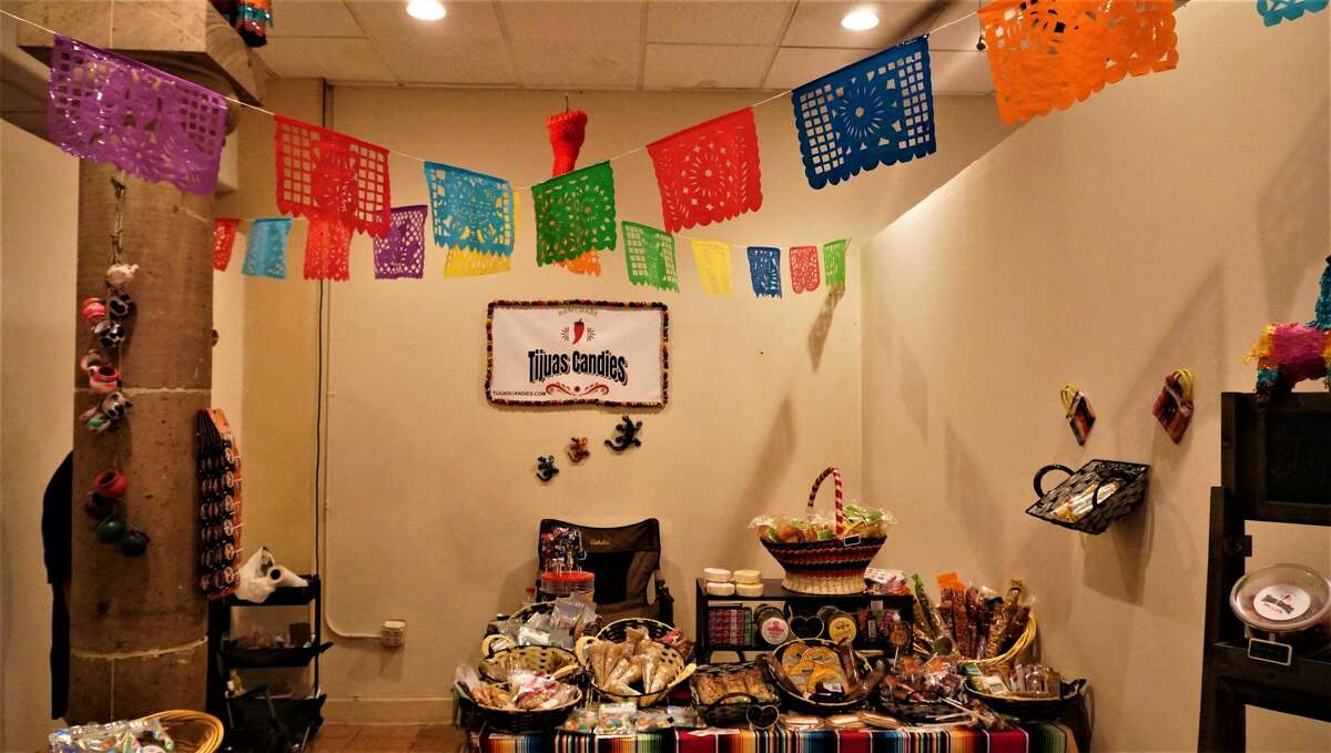 Inside The Plazita Market Place you will find vendors selling traditional Mexican candies, arts and crafts, clothing items and more.