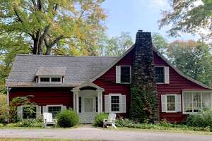 This turn-of-the-19th-century home at 32 Spring Road, Glenville, underwent a face lift in the mid-20th century and subsequent updates to create a lovely home in the Mohawk Valley. It is 1,852 square feet and has three bedrooms and two and a half bathrooms. Taxes: $6,438. List price: $314,900. Contact listing agent Lizabeth Landon Cole of Properly Real Estate at 518-428-0921.  https://realestate.timesunion.com/listings/32-Spring-Rd-Glenville-NY-12302-MLS-202030390/45761021