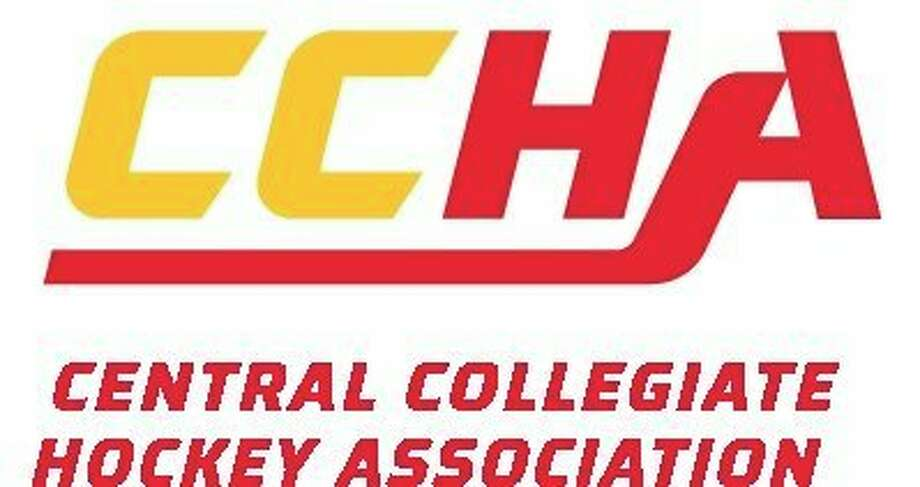 The CCHA is a new conference Ferris State will be joining next season. (Courtesy logo)