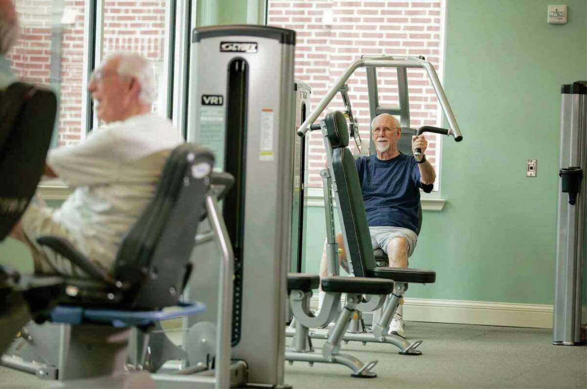 Residents' active aging and wellness are embraced by The Buckingham. / Courtesy The Buckingham