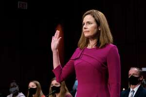 The battle over the direction of the U.S. played out during Amy Coney Barrett's hearing. Will voters support the backward or forward thinkers?