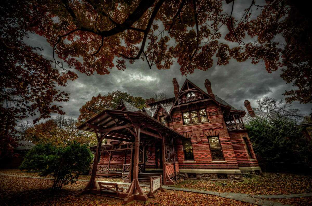 The Mark Twain House & Museum in Hartford has long been associated with unexplained phenomena. Graveyard Shift Ghost Tours take place Fridays and Saturdays, plus some Thursdays, through Oct. 31. They include stories of paranormal activity and darker chapters in the life of Samuel Clemens and his family. The tours are recommended for ages 10 and up.