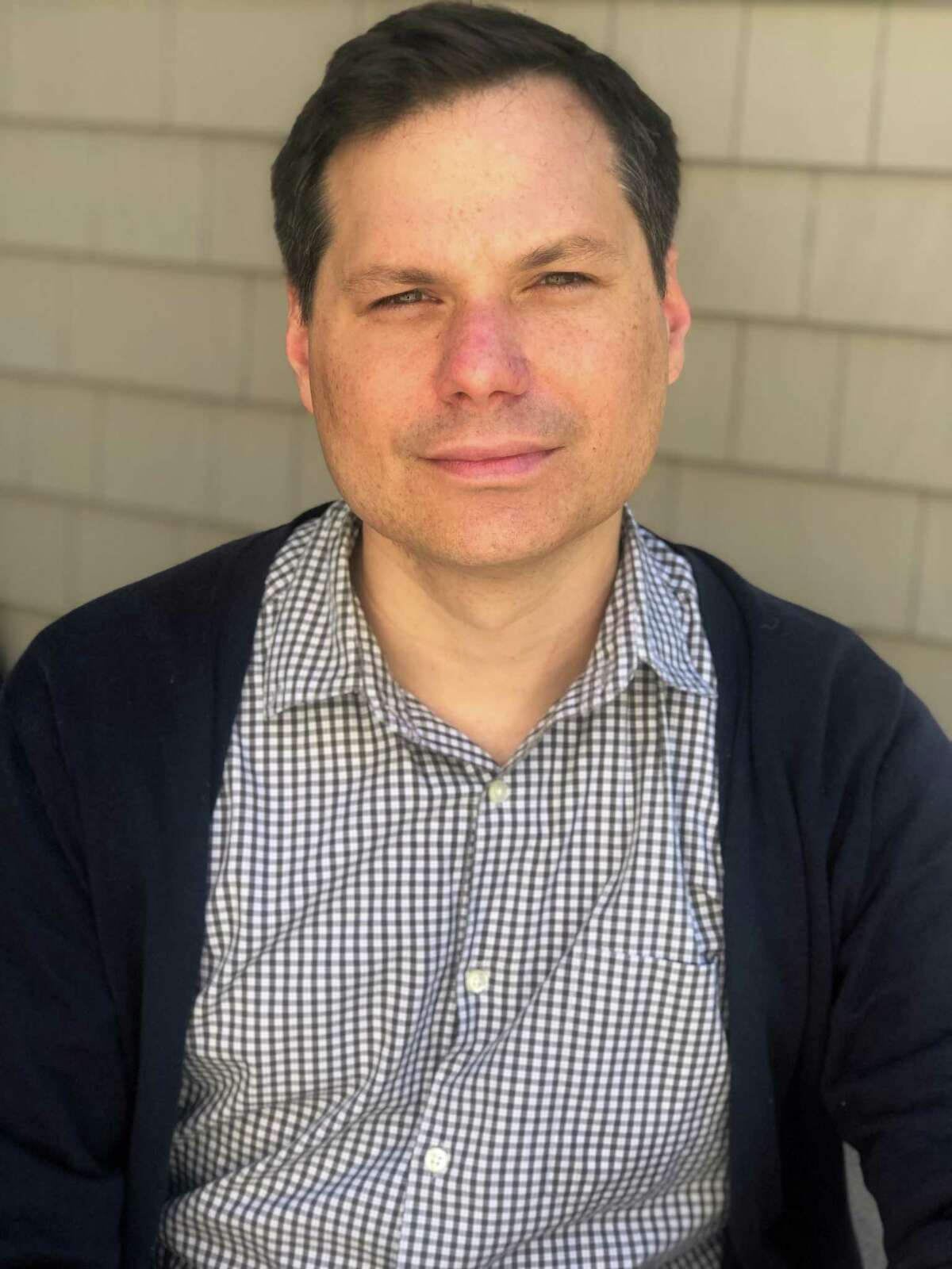 Michael Ian Black asks men to think about the importance and strength it takes to be vulnerable in his new book.
