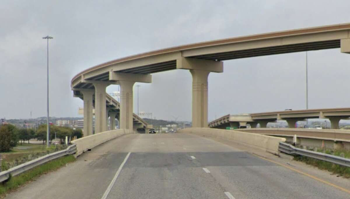 Construction work on Texas 151 will close the entire highway in both directions at Loop 410, according to the Texas Department of Transportation.