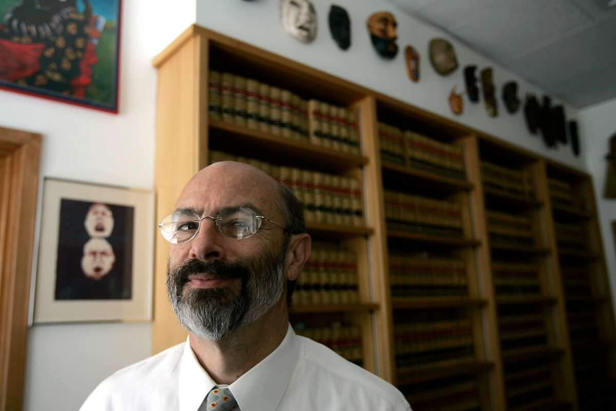 Judge Frank Roesch of Alameda County Superior Court in 2006.