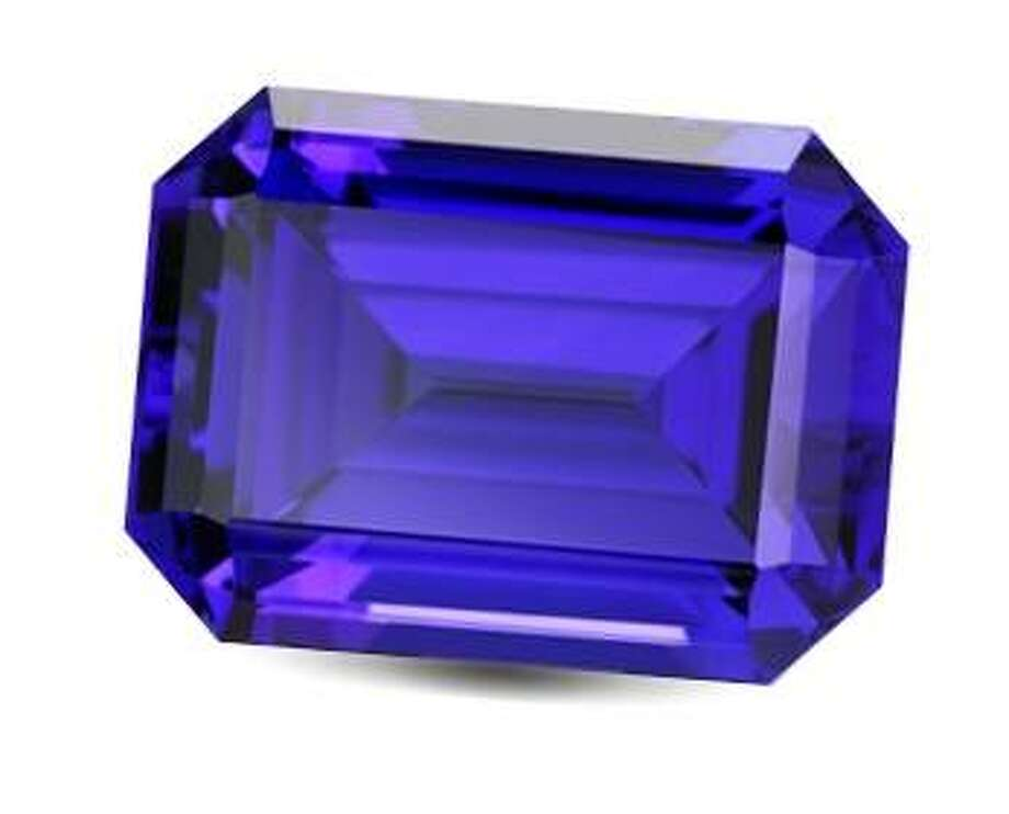 Tanzanite is a precious stone found at the foot of Mount Kilimanjaro. It was first discovered in 1967.