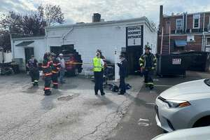 Major damage was sustained at the Oriental Gourmet restaurant when a motorist crashed into the building Oct. 1.