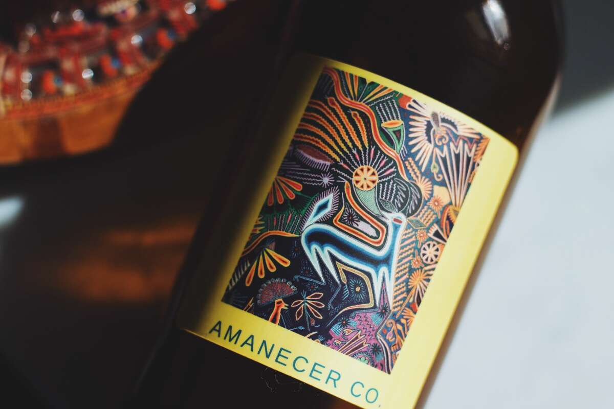 Inspired by the pueblo of Mitla, Oaxaca, this brand of coffee is one of Mendoza's newest creations called a Milta Coldbrew.