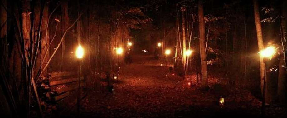 Oct. 16-17: Forshee's Annual Halloween Walk is scheduled both nights at 1196 W Prairie Road, Midland. (Photo provided/Deb Forshee)